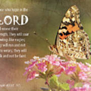 Hope In The Lord Art Print