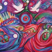 Hope Through Creation Print by NHowell