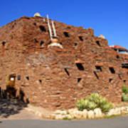 Hopi House Gcnp Az Art Print