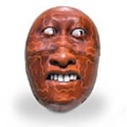 Hopi Mask Three Art Print