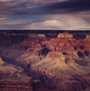 Hopi Point - Grand Canyon Art Print