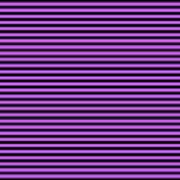 Horizontal Black Inside Stripes 30-p0169 Art Print