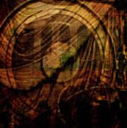 Horloge Astronomique Art Print