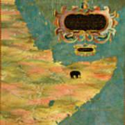 Horn Of Africa, Ethiopia And Somalia Art Print