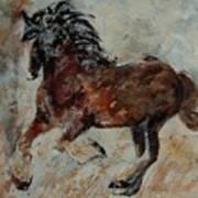 Horse 561 Art Print