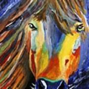 Horse One Art Print
