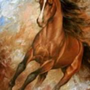 Horse1 Art Print
