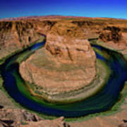 Horseshoe Bend Art Print