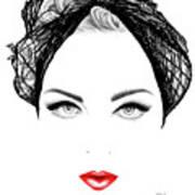 Hosewife, Fabulos Bitch Art Print