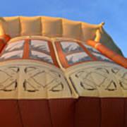 Hot Air Ballon 4 Art Print