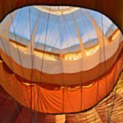 Hot Air Ballon 5 Art Print