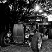 Hot Rod - Ford Model A Art Print