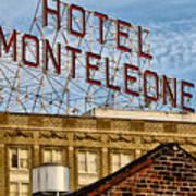Hotel Monteleone - New Orleans Art Print