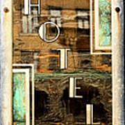 Hotel Art Print