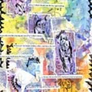 Hound Of Ulster Art Print