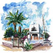 House In San Jose 02 Art Print