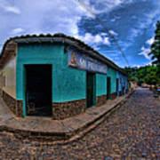 House Of Altagracia De Orituco Art Print