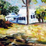 House Two Art Print