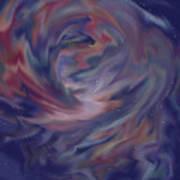 Hubble One Art Print