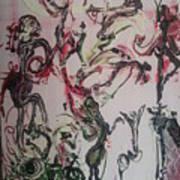 Human Activity Art Print