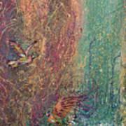 Hummingbird Dream Art Print