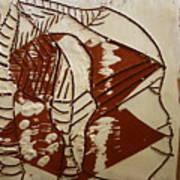 Hunter - Tile Art Print