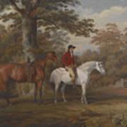 Hunter And Huntsman Art Print