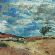 Hunter Lake Hillside Art Print