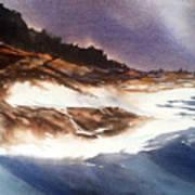 Hurricane '03' Halifax Art Print by Don F  Bradford