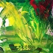 Hurricane Katrina The Beginnings Art Print