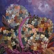 Hydrangeas 45 Art Print