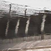 Hydro Dam Number One Art Print
