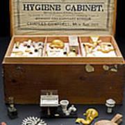 Hygienic Sanitary Appliances, 1895 Art Print