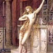 Hypatia  Art Print