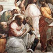 Hypatia Of Alexandria, Mathematician Art Print