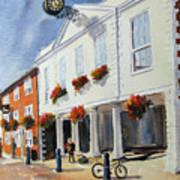 Hythe Town Hall Art Print