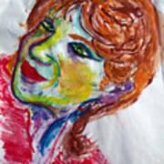 I-clown Art Print