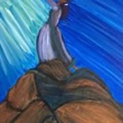 I Receive Your Holy Spirit  Art Print