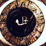 I-ris eye was a pupil  Art Print