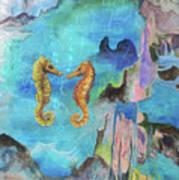 I Sea You Art Print