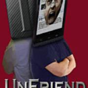 I Unfriend You Art Print