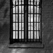 Iberville Shadows  Art Print