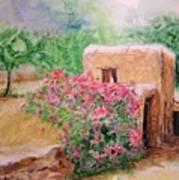 Ibiza Rustica Art Print