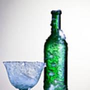 Ice Cold Drink Print by Dirk Ercken