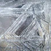 Ice-cold Morning Fantasy Art Print