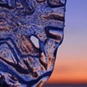 Ice Lord Art Print