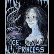 Ice Princess Art Print