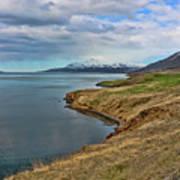Iceland Landscape # 8 Art Print