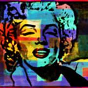 Iconic Marilyn Art Print