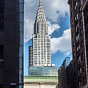 Iconic New York  Art Print